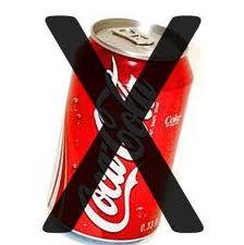 Coca cola i 60 minut po.
